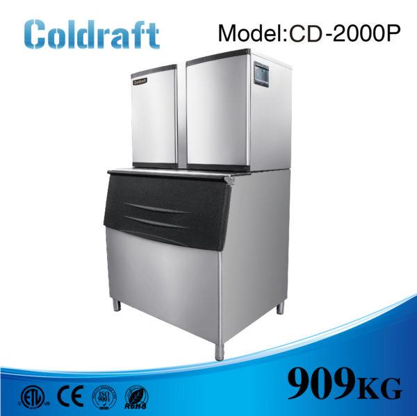 Máy làm đá viên Coldraft CD-2000P
