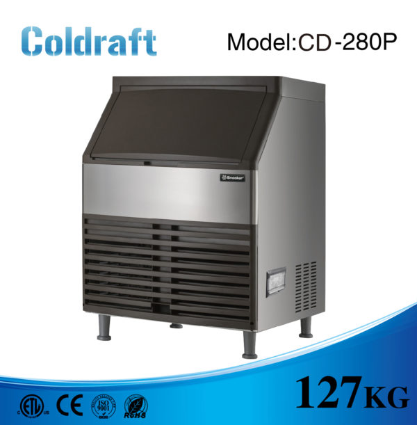 Máy làm đá Coldraft CD-280P