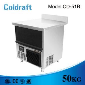 Máy làm đá viên âm bàn - Máy làm đá viên Coldraft CD-51B