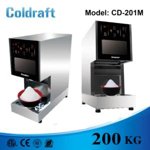 Máy làm đá bông tuyết - Máy làm kem đá tuyết Coldraft CD-201M